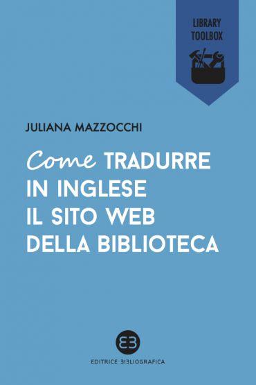 Come tradurre in inglese il sito web della biblioteca ePub
