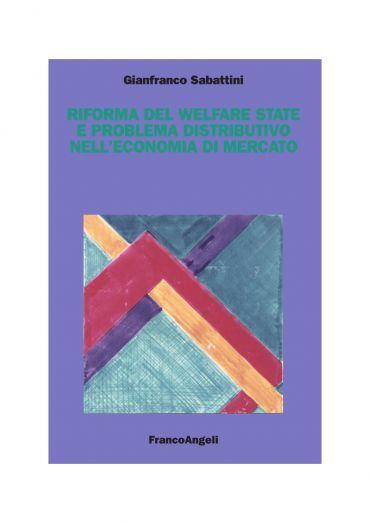 Riforma del welfare state e problema distributivo nell'economia