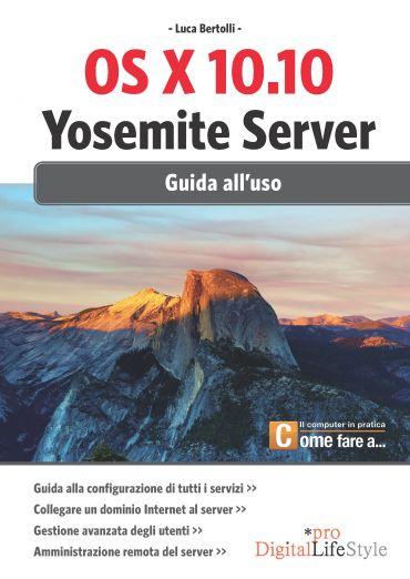 OS X 10.10 Yosemite server ePub