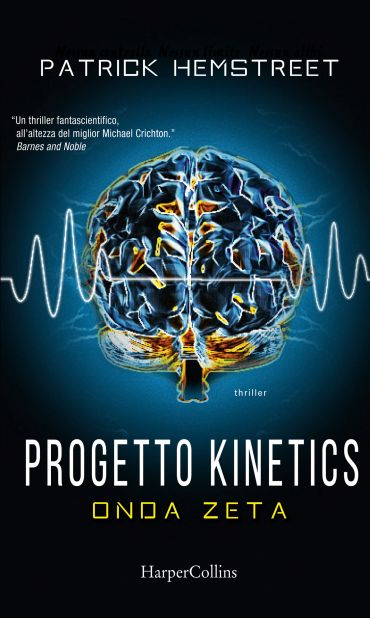 Progetto Kinetics - Onda zeta ePub