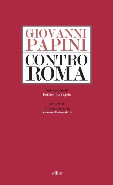 Contro Roma ePub