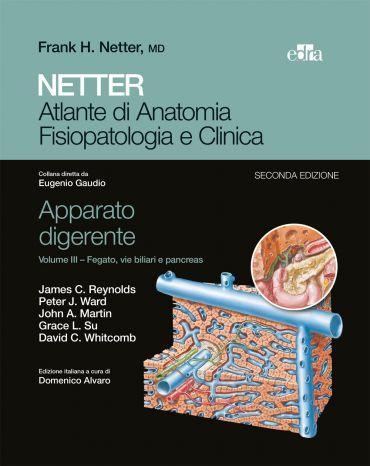 NETTER Atlante di anatomia fisiopatologia e clinica: Apparato di