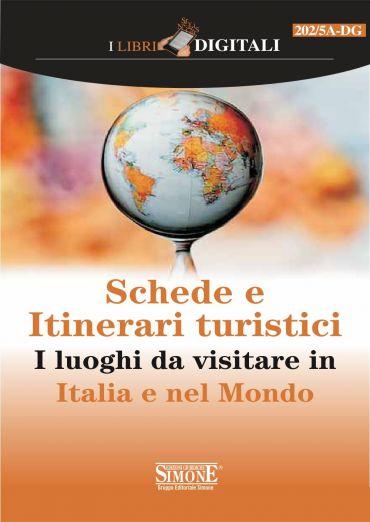 Schede e Itinerari turistici d'Italia e del Mondo