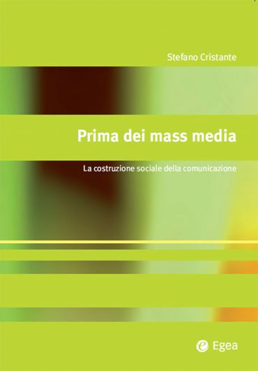 Prima dei mass media ePub