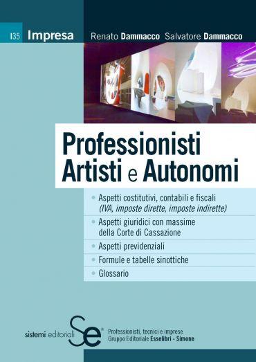 Professionisti Artisti e Autonomi