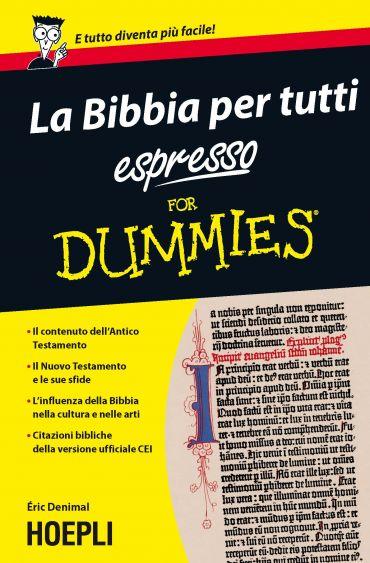 La Bibbia per tutti espresso For Dummies ePub