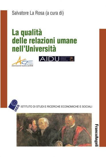 La qualità delle relazioni umane nell'Università