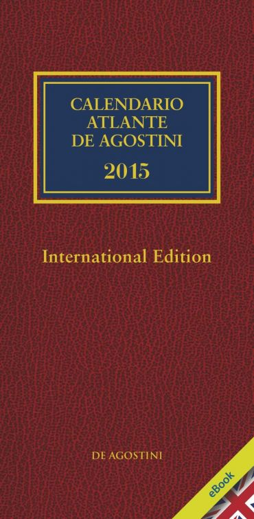 Calendario atlante 2015 - International edition