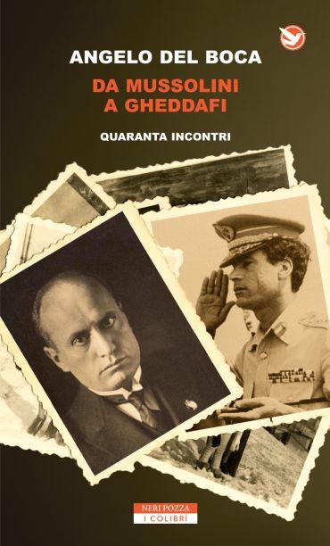 Da Mussolini a Gheddafi ePub