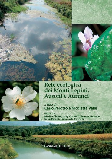 Rete ecologica dei Monti Lepini, Ausoni e Aurunci ePub