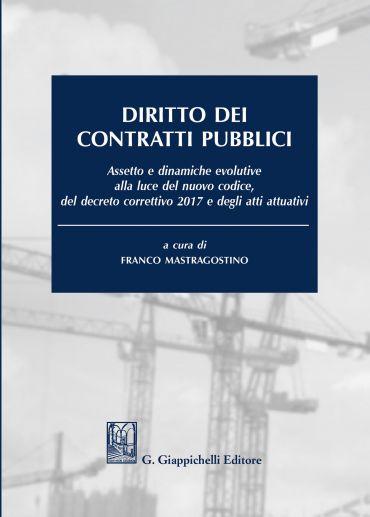 Diritto dei contratti pubblici ePub