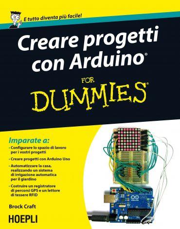Creare progetti con Arduino For Dummies ePub