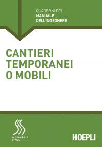Cantieri temporanei e mobili ePub