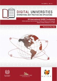 Digital Universities V.4 (2017) n. 1-2