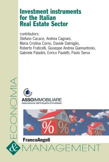 Investment instruments for the Italian Real Estate Sector