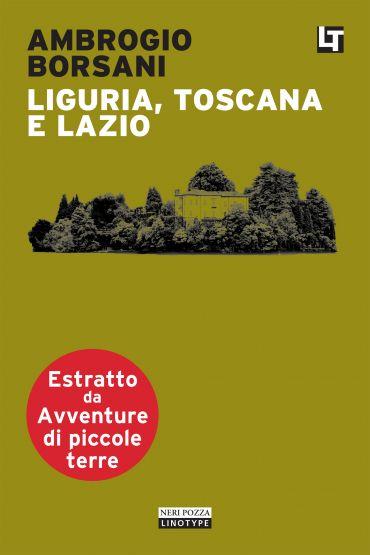 Liguria, Toscana e Lazio ePub