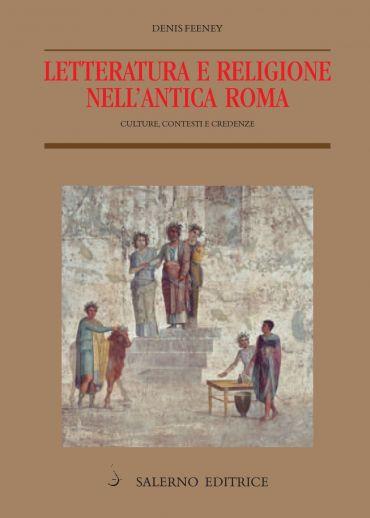 Letteratura e religione nell'antica Roma ePub