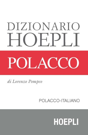 Dizionario Hoepli Polacco-Italiano ePub