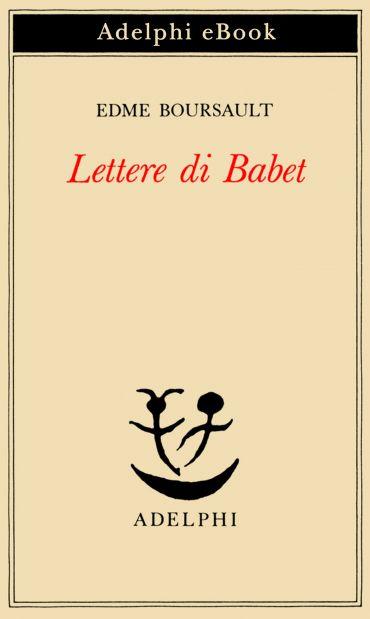 Lettere di Babet ePub