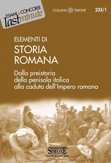 Elementi di Storia Romana