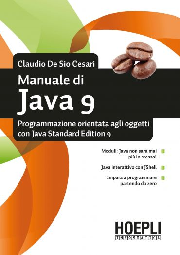 Manuale di Java 9 ePub