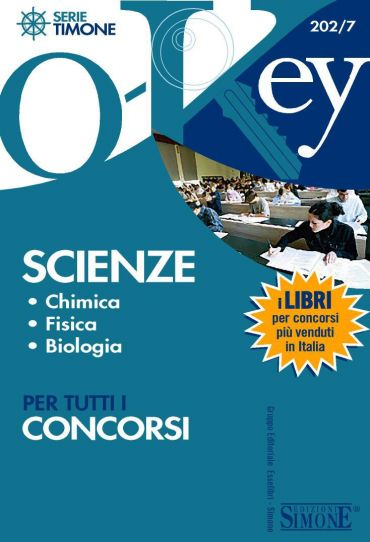 Scienze (Chimica, Fisica, Biologia)