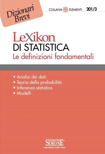 Lexikon di Statistica - Le definizioni fondamentali