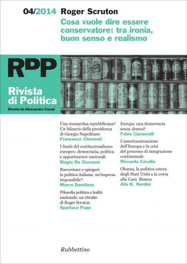 Rivista di Politica 4/2014 ePub