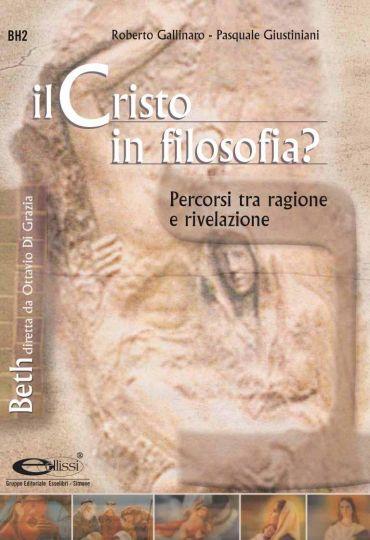 Il Cristo in filosofia?