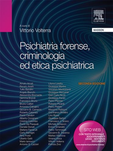 Psichiatria forense, criminologia ed etica psichiatrica ePub