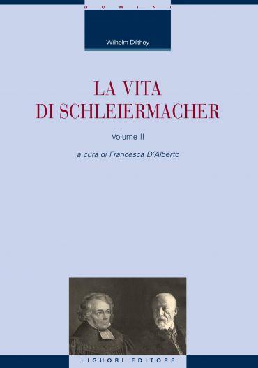 La vita di Schleiermacher