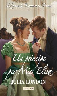 Un principe per Miss Eliza ePub