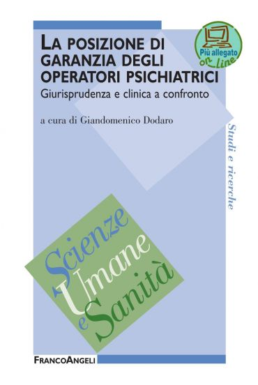 La posizione di garanzia degli operatori psichiatrici. Giurispru