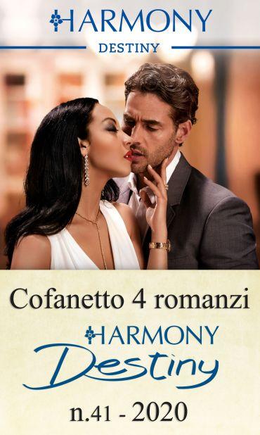 Cofanetto 4 Harmony Destiny n.41/2020 ePub