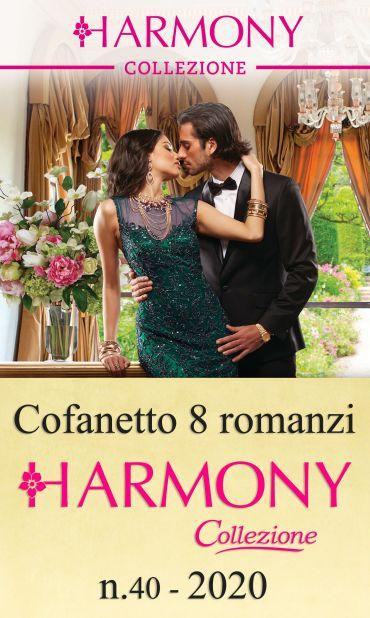 Cofanetto 8 Harmony Collezione n.40/2020 ePub