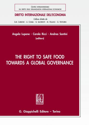 The right to safe food towards a global governance