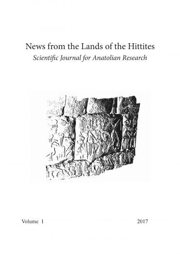 News from the Lands of the Hittites