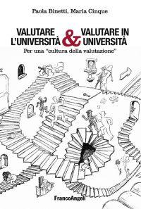 """Valutare l'Università & Valutare in Università. Per una """"cul"""