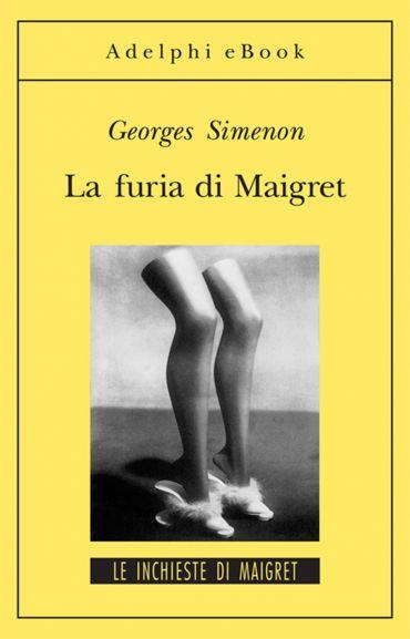 La furia di Maigret ePub