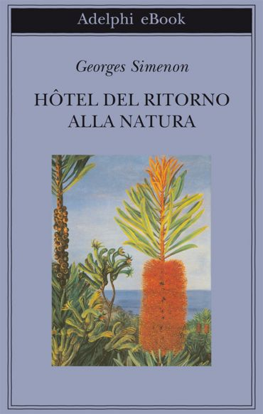 Hôtel del Ritorno alla Natura ePub