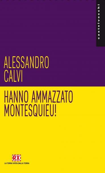 Hanno ammazzato Montesquieu! ePub