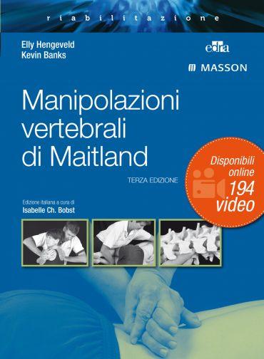 Manipolazioni vertebrali di Maitland ePub
