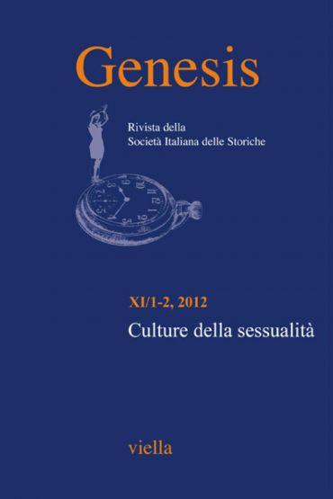 Genesis. Rivista della Società italiana delle storiche (2012) Vo