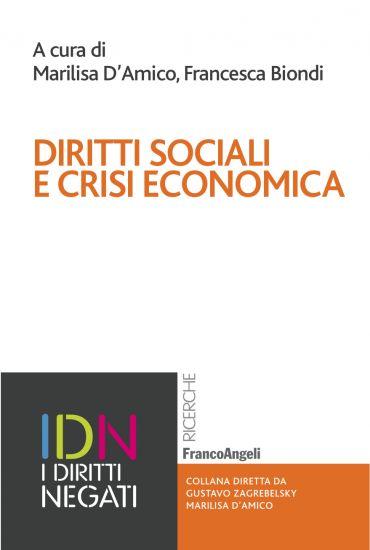 Diritti sociali e crisi economica ePub