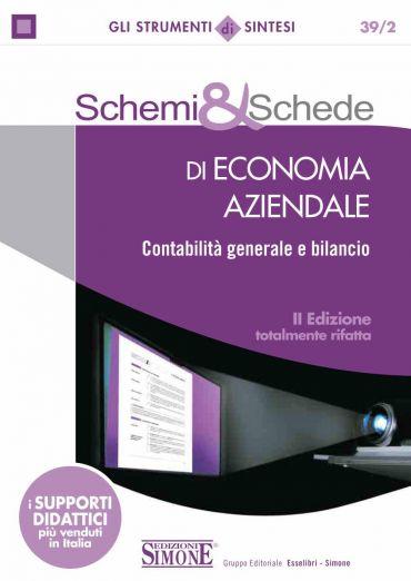 Schemi  e  Schede di Economia Aziendale