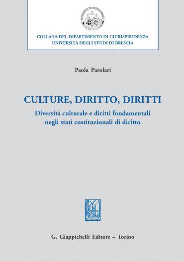 Culture, diritto, diritti ePub