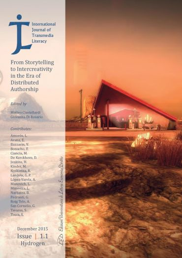 International Journal of Transmedia Literacy (IJTL) Vol 1, No 1