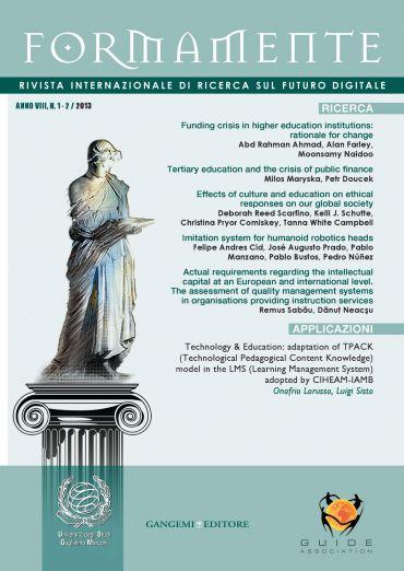 FormaMente n. 1-2/2013