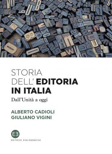 Storia dell'editoria in Italia ePub