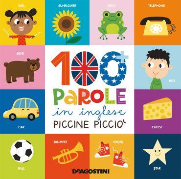 100 parole in inglese Piccine e Picciò ePub